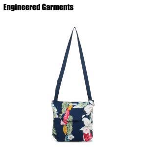 ENGINEERED GARMENTS エンジニアドガーメンツ バッグ ショルダーバッグ サコッシュ メンズ レディース SHOULDER POUCH ネイビー 20S1H014 [3/26 新入荷]|sugaronlineshop