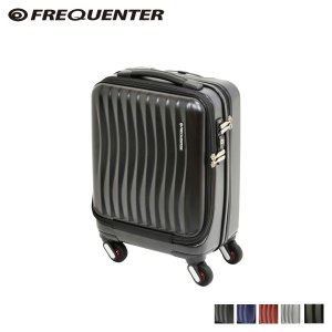 FREQUENTER フリクエンター スーツケース キャリーケース キャリーバッグ クラム アドバンス 23L メンズ 機内持ち込み 1-217|sugaronlineshop