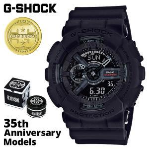 カシオ CASIO G-SHOCK 腕時計 GA-135A-1AJR BIG BANG BLACK 35周年 ジーショック Gショック G-ショック ブラック メンズ レディース|sugaronlineshop