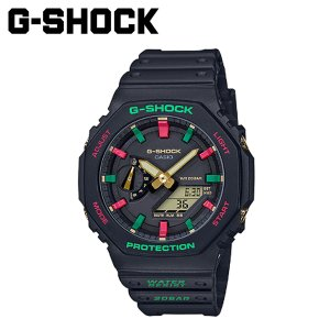 カシオ CASIO G-SHOCK 腕時計 GA-2100TH-1AJF THROWBACK 1990S ジーショック Gショック G-ショック メンズ レディース ブラック 黒 [予約商品 11/19頃入荷予定 新入荷]
