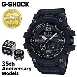 カシオ CASIO G-SHOCK 腕時計 GG-1035A-1AJR BIG BANG BLACK MUDMASTER 35周年 ジーショック Gショック G-ショック ブラック メンズ レディース|sugaronlineshop