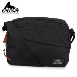 GREGORY グレゴリー クラシック ミニショルダー バッグ ショルダーバッグ メンズ レディース MINI SHOULDER BAG ブラック 黒 125403-1041|sugaronlineshop
