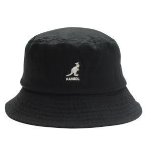 KANGOL カンゴール ハット キャップ 帽子 バケットハット メンズ レディース WASHED BUCKET ブラック ネイビー ベージュ オリーブ 黒 100169215
