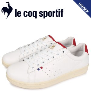 le coq sportif ルコック スポルティフ LA ローラン スニーカー メンズ レディース LA ROLAND LE+2 ホワイト 白 QL1NJC06WR [3/28 新入荷]|sugaronlineshop