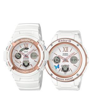 CASIO カシオ G-SHOCK BABY-G 腕時計 LOV-18A-7AJR ラバーズコレクション 2018 LOVER'S COLLECTION ホワイト メンズ レディース 予約商品 11/26 新入荷 sugaronlineshop