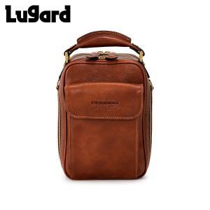 Lugard ラガード ネヴァダ バッグ ショルダーバッグ メンズ 2way 青木鞄 NEVADA ブラウン 5075 [2/28 新入荷]|sugaronlineshop