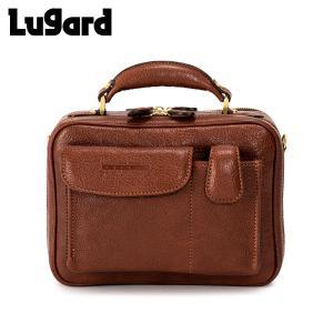 Lugard ラガード ネヴァダ バッグ ショルダーバッグ メンズ 2way 青木鞄 NEVADA ブラウン 5076 [2/28 新入荷]|sugaronlineshop