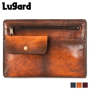Lugard ラガード 青木鞄 ジースリー バッグ クラッチバッグ セカンドバッグ メンズ G3 CLUTCH BAG ネイビー ブラウン ボルドー 5214 [2/14 新入荷]|sugaronlineshop
