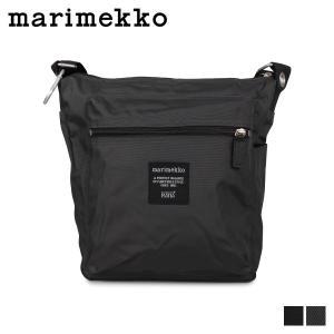 marimekko マリメッコ ショルダーバッグ メッセンジャーバッグ メンズ レディース PAL BAG ブラック チャコールグレー 黒 026991-900 [1/31 新入荷]|sugaronlineshop