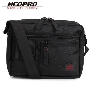NEOPRO ネオプロ ショルダーバッグ メンズ RED ブラック 黒 2-020|sugaronlineshop