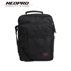 NEOPRO ネオプロ ショルダーバッグ メンズ RED ブラック 黒 2-024|sugaronlineshop