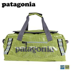 パタゴニア patagonia ダッフルバッグ メンズ レディース ボストンバッグ 49335 2カラー BLKHOLE DUFFLE 45L ユニセックス