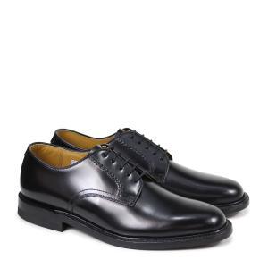 REGAL 靴 メンズ リーガル プレーントゥ ビジネスシューズ 日本製 ブラック 黒 2504NA|sugaronlineshop