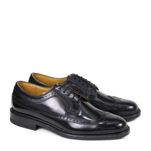 REGAL 靴 メンズ リーガル ウイングチップ ビジネスシューズ 日本製 ブラック 2589N|sugaronlineshop