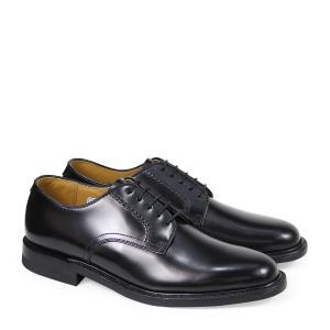 REGAL 靴 メンズ リーガル プレーントゥ ビジネスシューズ 日本製 ブラウン 2504NA|sugaronlineshop