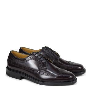 REGAL 靴 メンズ リーガル ウイングチップ ビジネスシューズ 日本製 ブラウン 2589N|sugaronlineshop