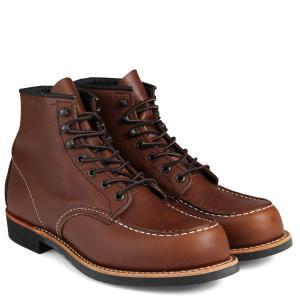 RED WING レッドウィング ブーツ COOPER TOE 6インチ Dワイズ 2954 レッドウイング メンズ ブラウン|sugaronlineshop