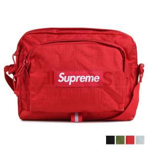 Supreme シュプリーム バッグ ショルダーバッグ メンズ レディース 2L SHOULDER BAG ブラック オリーブ レッド ライトブルー 黒 4/8 新入荷 sugaronlineshop
