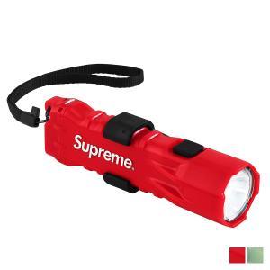 Supreme シュプリーム PELICAN ペリカン 懐中電灯 フラッシュライト 378ルーメン 3310PL FLASH LIGHT コラボ レッド グリーン sugaronlineshop