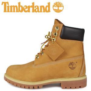 Timberland MENS 6-INCH PREMIUM WATERPROOF BOOTS ティンバーランド ブーツ メンズ 6インチ イエロー 10061