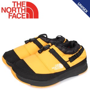 THE NORTH FACE ノースフェイス ヌプシ トラクションライト モック 4 シューズ スリッポン メンズ レディース NF51985 [2/7 新入荷]|sugaronlineshop