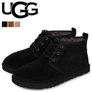 アグ UGG ブーツ ショートブーツ ニューメル メンズ NEUMEL ブラック ブラウン 黒 3236 1/21 新入荷|sugaronlineshop