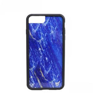 wildflower ケース スマホ iPhone8 X ワイルドフラワー iPhone ケース 7 6s 6 アイフォン レディース ハンドメイド ブルー 7/20 新入荷|sugaronlineshop