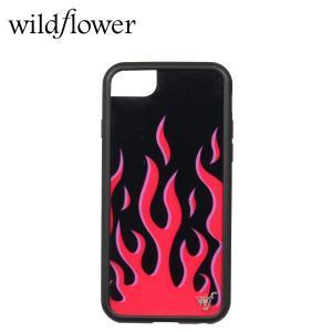 wildflower ワイルドフラワー iPhone 8 7 6 6s Plus レディース レッド RFLA [11/11 新入荷]