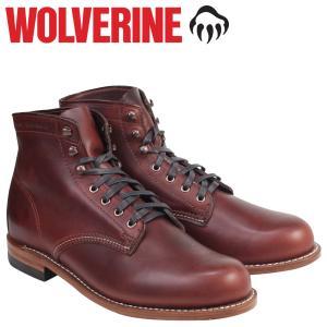 ウルヴァリン WOLVERINE 1000マイル ブーツ ブーツ 1000 MILE BOOT Dワイズ W05299 ラスト ワークブーツ メンズ [予約商品 10/31頃入荷予定 追加入荷]