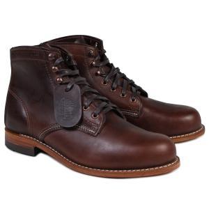 ウルヴァリン WOLVERINE 1000マイル ブーツ 1000MILE BOOT Dワイズ W05301 ブラウン ワークブーツ メンズ [予約商品 10/31頃入荷予定 追加入荷]