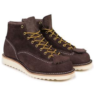 【100年使い続けられるブーツとして世界中のワークマンに愛された老舗ブランドWESCO】 一足のWE...