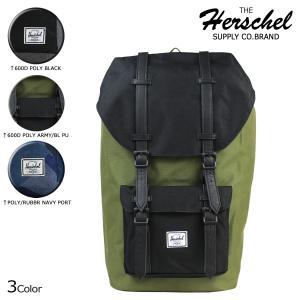 ハーシェルサプライ Herschel Supply メンズ レディース バックパック リュック 10014 LITTLE AMERICA あすつく対象外|sugaronlineshop