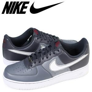 NIKE ナイキ エアフォース1 スニーカー AIR FORCE 1 317295-012 メンズ 靴 グレー zzi|sugaronlineshop