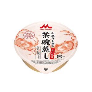 【オススメ商品】 クリニコ 和風だし香る 茶碗蒸し かに風味 80g×24個|sugi-no-ya