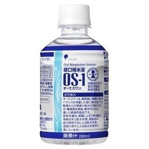 過度の発汗・下痢・嘔吐・発熱による脱水症状に。経口補水液 オーエスワンの携帯に便利な飲み切りサイズ。...