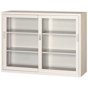 オフィスが明るくなるホワイトカラーの書庫です。 ●外寸法/W1200×D400×H880mm ●内寸...