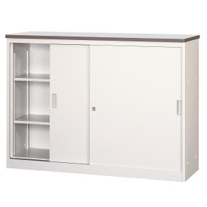 書庫型ハイカウンター 受付カウンター テーブル 収納 オフィス用家具 W1200×D450×H890mm CVA-12HS|sugihara