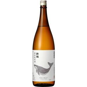 酔鯨 特別純米  1800ml  高知県 酔鯨酒造