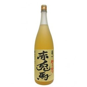 赤兎馬 ゆず梅酒1800ml
