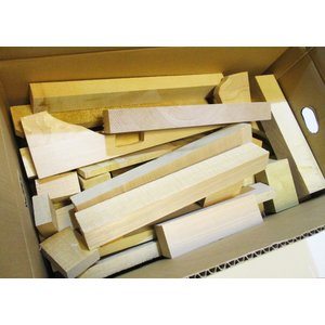 ★良質★青森ひばの端材です(青森ヒバ材の木っ端)約4.9kg|sugimoku