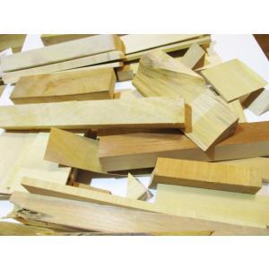 ★良質★青森ひばの端材です(青森ヒバ材の木っ端)約4.6kg|sugimoku