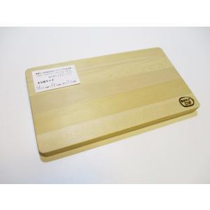 <新品>青森ひば(剥ぎ合わせ)&日光ひのき(一枚板)のリバーシブルまな板です 識別HZ-27 今までになかったまな板です!小さめまな板|sugimoku