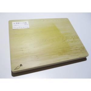 <新品>青森ひば 抗菌まな板(一枚板)識別NY-14 大きめまな板です sugimoku