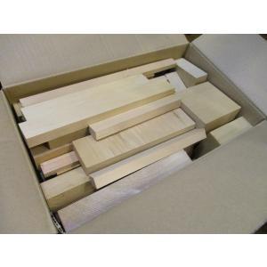★良質★青森ひばの端材です(青森ヒバ材の木っ端)約6.4kg|sugimoku
