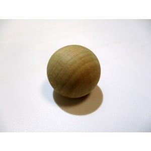 【送料無料】球体の木片 直径約28mm 積み木や木工作などに sugimoku