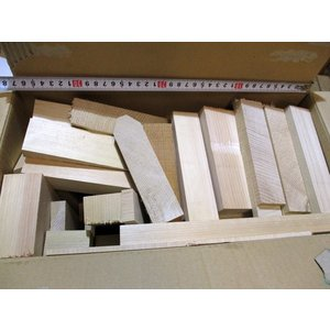 ★良質★青森ひばの端材です(青森ヒバ材の木っ端)約5.5kg|sugimoku