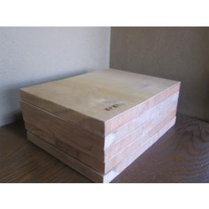 乾燥材  通常は杉の丸太を製材して水分が多く含まれた湿った状態で販売されているものが多く、少し置いて...
