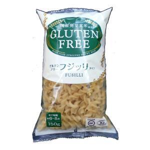 小麦不使用 グルテンフリー フジッリタイプ 150g sugiyamagokisoal