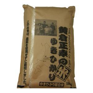 米 こめ コメ 黄倉さんのゆきひかり米 5kg sugiyamagokisoal