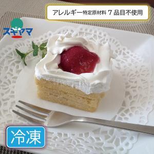 あんしんがとう ショートケーキ 1個|sugiyamagokisoal